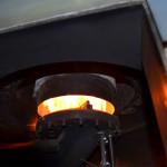 Горелка объёмного типа пеллетного котла «Светлобор»