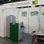 Выставка Aqua-Therm Moscow 2016 (Светлобор)